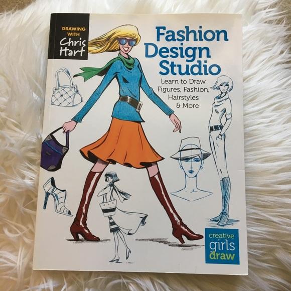 Other Fashion Design Studio Book Poshmark